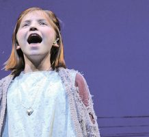 The stars shine in Olney's delightful Annie