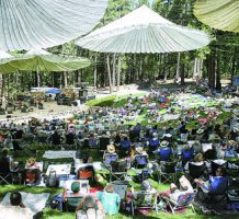 Celebrate summer with outdoor concerts