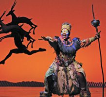 Lion King still the crown of live theatre
