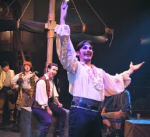Pirates of Penzance goes adrift at Toby's