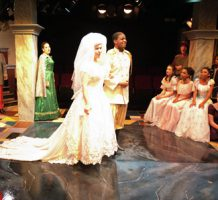 Theater has been 'spot on' over 50 years