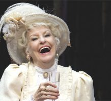 Elaine Stritch returns to Broadway at 85