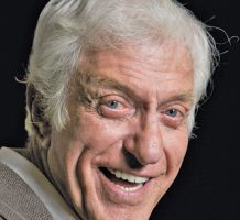 Dick Van Dyke's lucky life and funny times