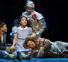 Revival of The Wiz recalls original success