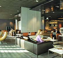 Become an airport VIP at a sensible price