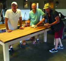 Artists' retreat center blossoms in Pinyon
