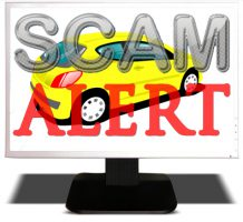 Scams target used car shoppers online