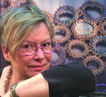 Artist revives longtime interest in beads