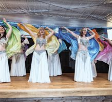 Belly dancing offers healthy fun for all