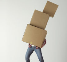 Some practical downsizing, moving tips