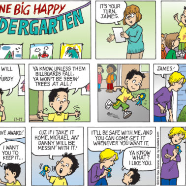 One Big Happy – 11/17/19