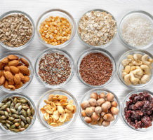 Four ways to improve your cholesterol