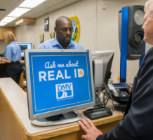 If you need a Real ID, visit your DMV soon