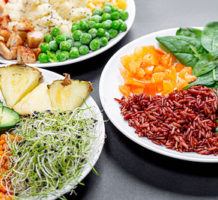 Eat a rainbow of foods to stay healthy