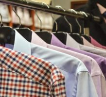 Growing trend in clothes shopping: rent