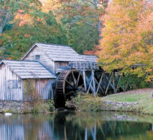 Appalachia offers simple life and luxury